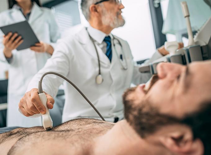 ultrassom transretal da prostata como é feito